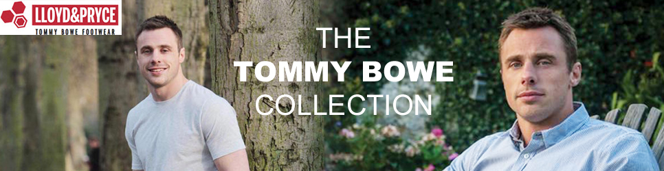 The Tommy Bowe Collection